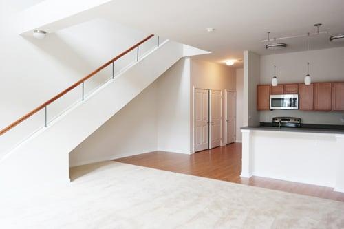 interior bedroom at Apartment in Wilmington DE
